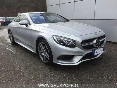gebraucht Mercedes 500 Classe S Cpé (C217) S SECCoupé 4Matic Premium