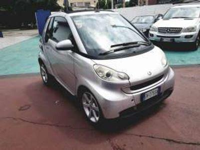 usata Smart ForTwo Cabrio 1000 52 kW passion Benzina