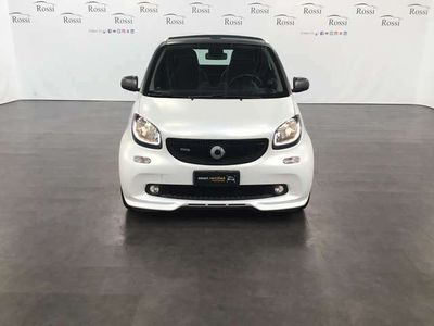 usata Smart ForTwo Cabrio 0.9 Turbo Brabus Xclusive