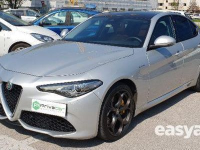 używany Alfa Romeo Giulia 2.2 Turbodiesel 210 CV AT8 AWD Q4 Veloce