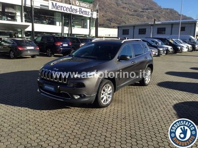 used Jeep Cherokee Diesel 2.0 bMjt II 4WD AD I Limited EU6