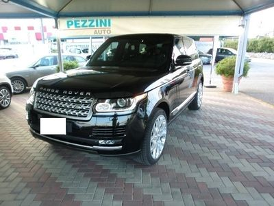 used Land Rover Range Rover 4.4 SDV8 Vogue