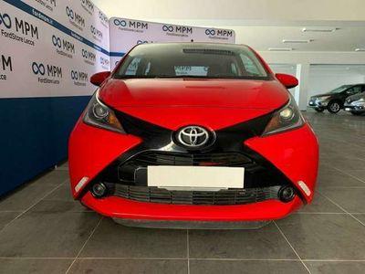 usata Toyota Aygo 1.0 12V VVT-i 5 porte Cool Soda Connect