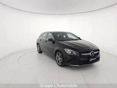 usata Mercedes 200 CLA Sh.BrakeSport 4matic auto F.L.