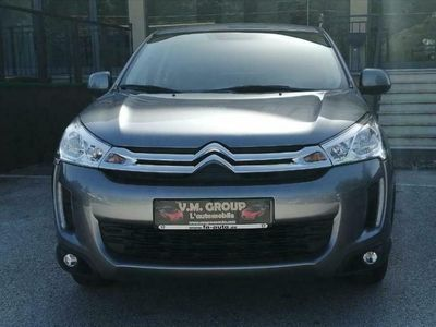 usata Citroën C4 Aircross 1.6 HDi 115 S&S 2WD Attraction full Optional