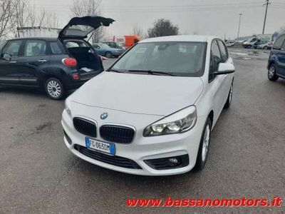usata BMW 214 Active Tourer d Advantage NEOPATENTATI