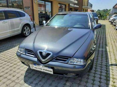 usata Alfa Romeo 166 2.4 JTD cat Distinctive NAVI PELLE TOTALE