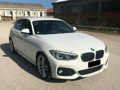 usata BMW 118 d m sport 2.0 d msport 47'000 km garanzi
