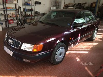 usata Audi 100 asi