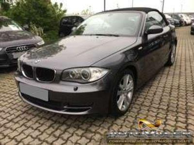 usata BMW 120 Cabriolet d clima,cambio aut. diesel
