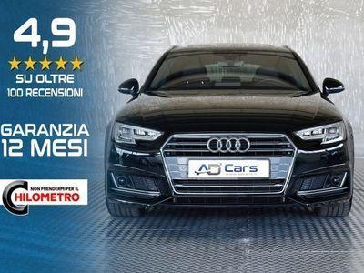 brugt Audi A4 Avant 2.0 TDI 190 CV ultra S tronic Business Sport