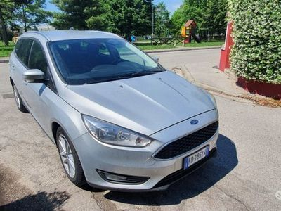 usata Ford Focus Focus 1.5 TDCi 120 CV Start&Stop Business