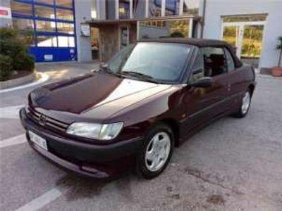 usata Peugeot 306 Cabriolet 1.8i cat