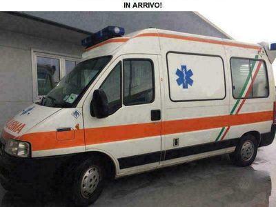 usata Fiat Ducato 2.8 JTD Ambulanza - Meccanica perfetta, Interni ed Esterni