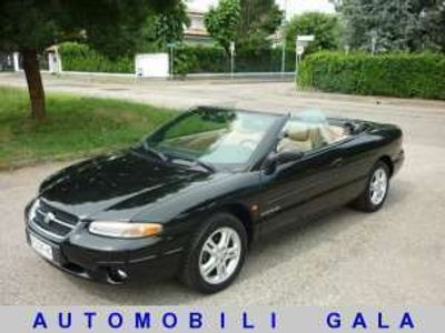 "usata Chrysler Stratus 2.0 cat cabrio lx "" capote elettrica """