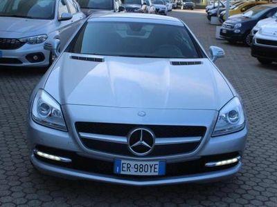 used Mercedes SLK250 SPORT