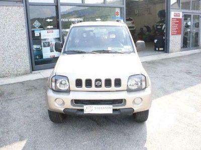 usata Suzuki Jimny 1.3i 16V cat 4WD JLX Mode rif. 12022420