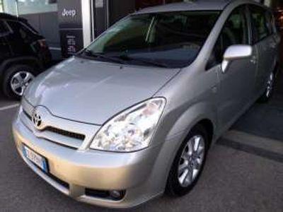 usata Toyota Corolla Verso 2.2 Diesel