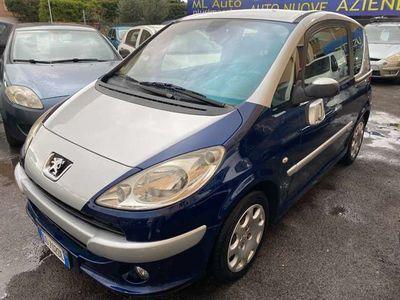 usata Peugeot 1007 1.4 GPL TAGLIANDATA FRIZIONE NUOVA !!!!