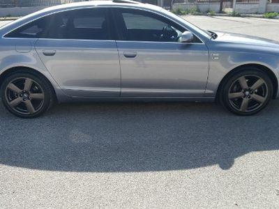 brugt Audi A6 3ª serie - 2006 3.0 diesel tetto navi pell