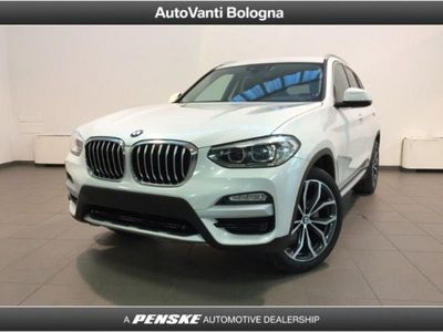 second-hand BMW X3 (G01) xDrive20d xLine