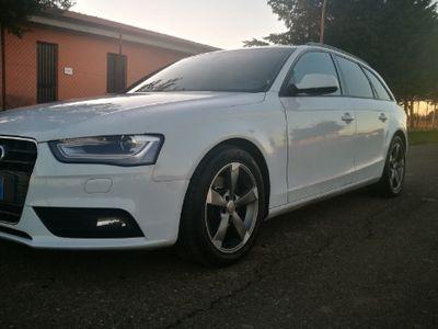 usata Audi A4 avant 2.0 tdi 143cv restailyng