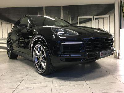 """usata Porsche Cayenne 3.0 V6 E-Hybrid- tetto - 21""""-TOP OPTIONAL-PRONTA!"""