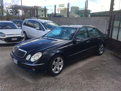 usado Mercedes E270 avantgarde