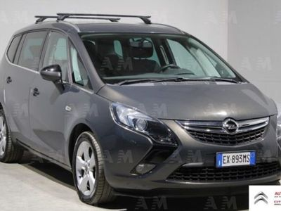 usata Opel Zafira Tourer 1.6 Turbo EcoM 150CV Elective usato