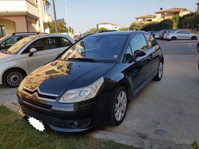 usata Citroën C4 coupe'