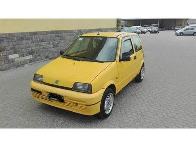 gebraucht Fiat Cinquecento 1.1i cat Sporting RALLY SPORT