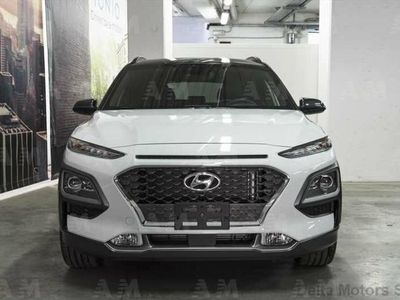 used Hyundai Kona 1.6 CRDI 136 CV 4WD DCT Style nuova a Ancona