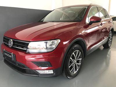 usata VW Tiguan 2.0 TDI SCR DSG 4MOTION Executive Ok Finanziamenti
