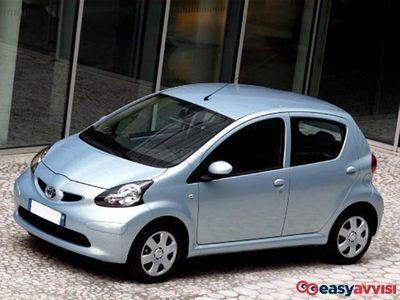 käytetty Toyota Aygo 1.0 12V VVT-i 5 porte Sol usato