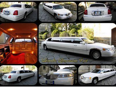 usata Lincoln Town Car limousine 1999