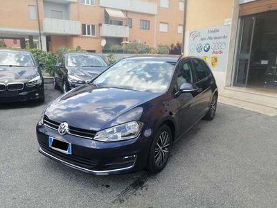 usata VW Golf 1.6 TDI 110 CV DSG 5p. ALL STAR