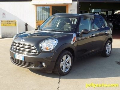 used Mini Cooper D Countryman 1.6 Business XL EURO6