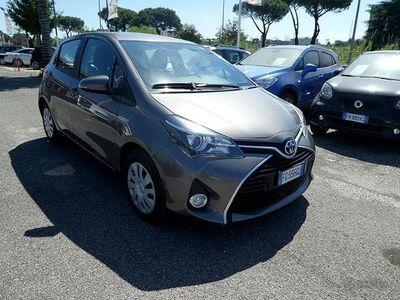 usata Toyota Yaris Hybrid business