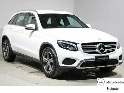 usata Mercedes GLC220 d 4Matic Sport Navi