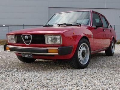 usata Alfa Romeo Alfetta 2000L