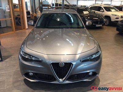 gebraucht Alfa Romeo Giulia 2.2 turbodiesel 180 cv at8 eco rwd diesel