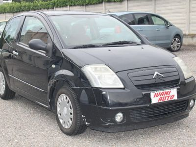 used Citroën C2 1.4 HDi 70CV Evolution DeeJay