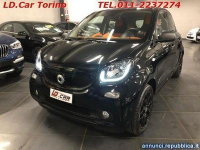 gebraucht Smart ForFour 90 0.9 Turbo twinamic Passion pak sport cl 16 rif. 8782270