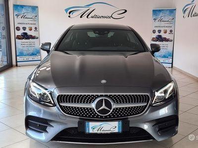 usata Mercedes E220 Coupe' AMG