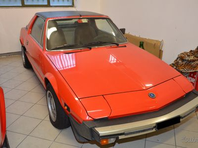 usata Fiat X 1/9 fivespeed - 1982