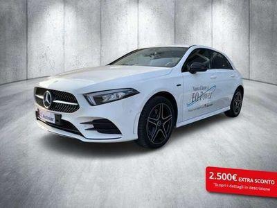 usata Mercedes A250 e eq-power Premium auto