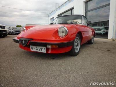 gebraucht Alfa Romeo Spider benzina