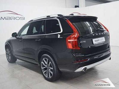 gebraucht Volvo XC90 D5 AWD Geartronic Momentum