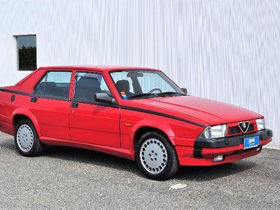 usado Alfa Romeo 75 1.8i Turbo Quadrifoglio Verde solo 60.000 Km !!!