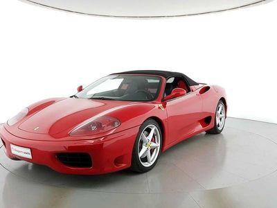 usata Ferrari 360 Spider 3.6 F1